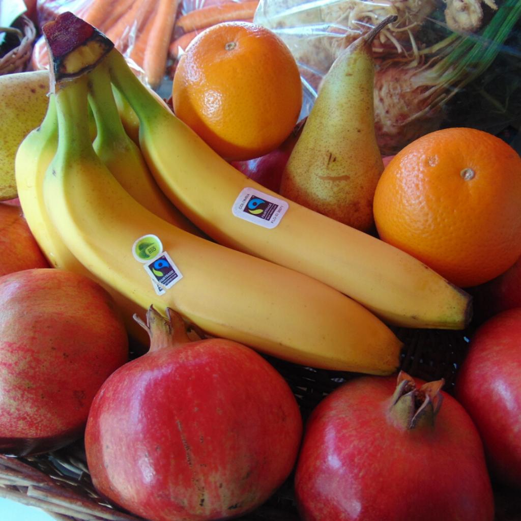voće u piljari